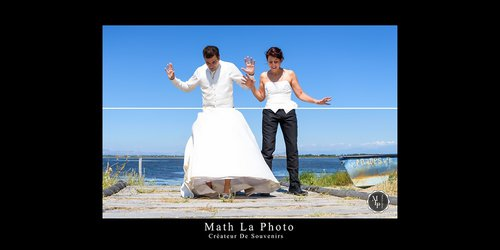 Photographe mariage - Math La Photo ( Mr SANCHEZ )  - photo 35