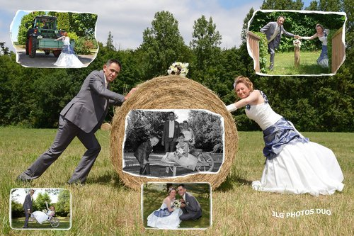 Photographe mariage - JLG PHOTOS DUO - photo 11