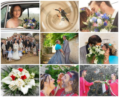 Photographe mariage - Clarisse Créaphotos - photo 16