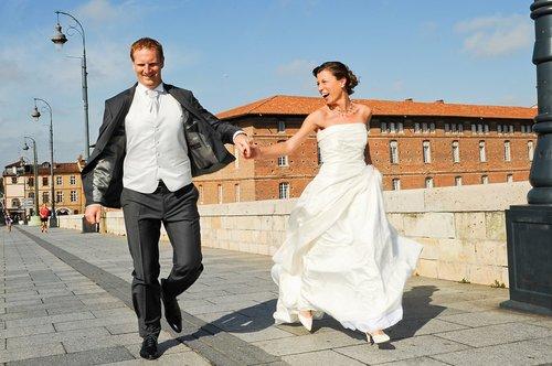 Photographe mariage - Au fil de l'image - photo 1