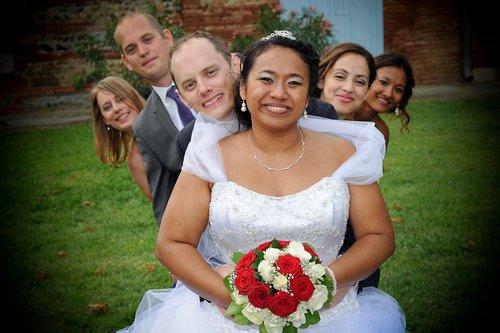 Photographe mariage - Au fil de l'image - photo 4
