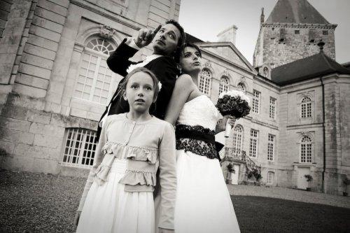Photographe mariage - Roxanne Gauthier, photographe - photo 10
