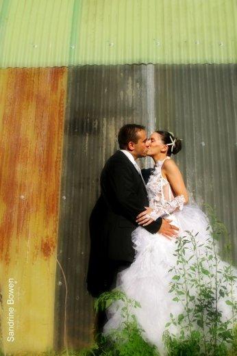 Photographe mariage - Sandrine Bowen photographie - photo 16