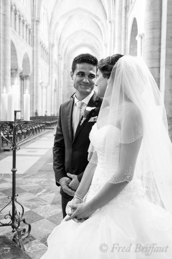 Photographe mariage - FRED BRIFFAUT PHOTOGRAPHE - photo 12