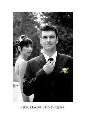 Photographe mariage - Fabrice Lejoyeux Photographie - photo 9