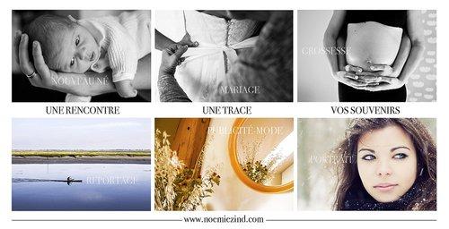 Photographe mariage - Noémie ZIND PHOTOGRAPHIE - photo 1