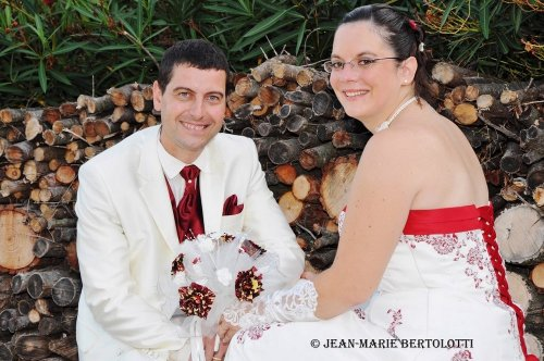 Photographe mariage - JEAN-MARIE BERTOLOTTI - photo 12