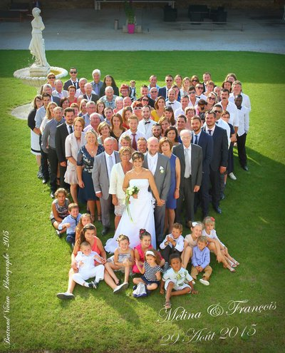Photographe mariage - Bertrand Vivien photographe - photo 22