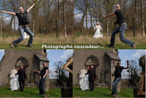 Photographe mariage - STUDIOPHOTOCREATION - photo 3