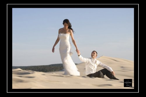 Photographe mariage - Studio CLIN D'OEIL - photo 15