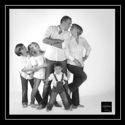 Photographe mariage - Studio CLIN D'OEIL - photo 40