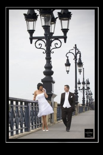 Photographe mariage - Studio CLIN D'OEIL - photo 7