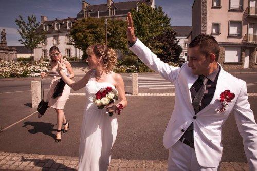 Photographe mariage - Stéphane BOUVIER Photographie - photo 24
