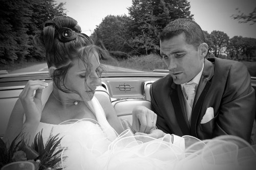 Photographe mariage - EUREKA - photo 8