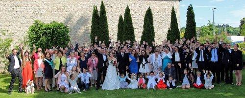 Photographe mariage - EUREKA - photo 124