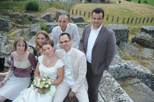 Photographe mariage - Auvergne reportage chantal gayaud - photo 41
