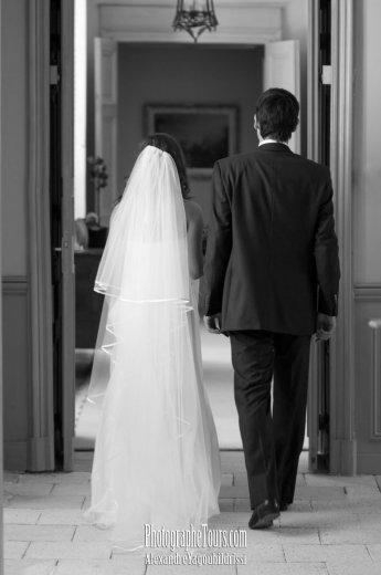 Photographe mariage - Photographe Tours - photo 7