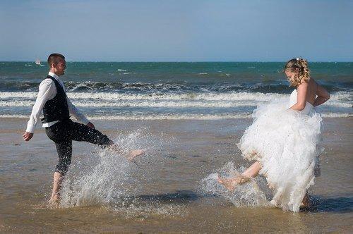 Photographe mariage - Chantal Maurencia Photographie - photo 9