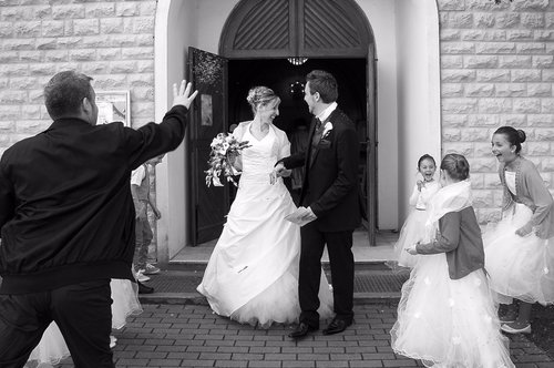 Photographe mariage - Chantal Maurencia Photographie - photo 1