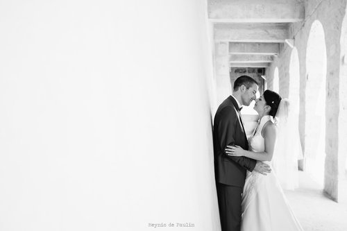 Photographe mariage - Océane Meynis de Paulin - photo 17