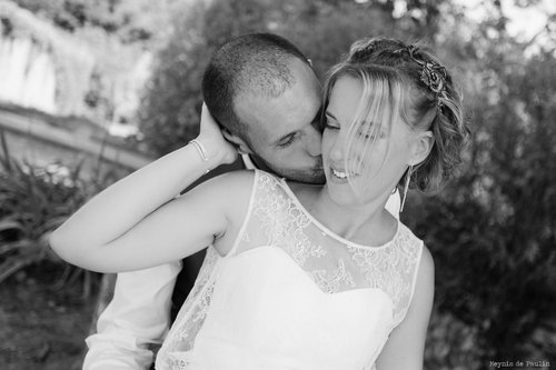 Photographe mariage - Océane Meynis de Paulin - photo 32