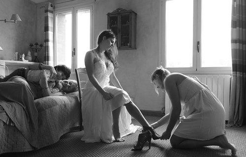 Photographe mariage - Julie Biancardini - photo 2