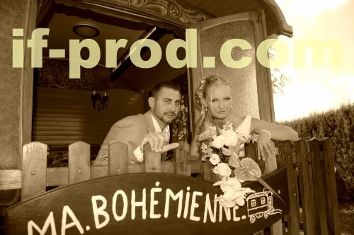 Photographe mariage - IFprod      PHOTO  -  VIDEO - photo 48