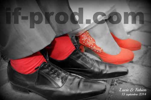 Photographe mariage - IFprod      PHOTO  -  VIDEO - photo 40