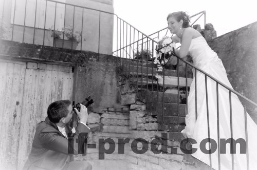 Photographe mariage - IFprod      PHOTO  -  VIDEO - photo 41