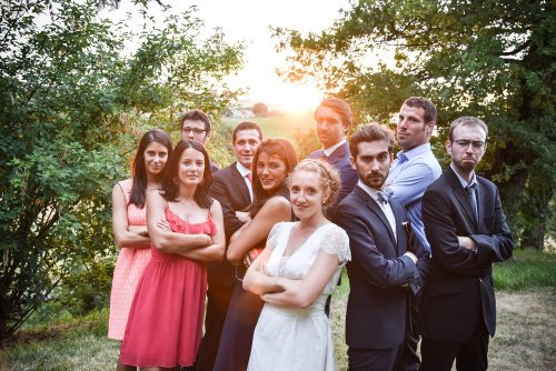Photographe mariage - ANTOINE VETEAU - photo 94