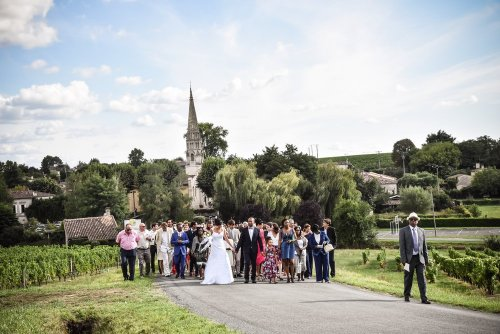Photographe mariage - ANTOINE VETEAU - photo 11