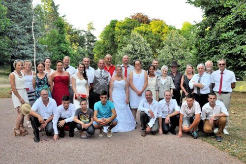 Photographe mariage - MORET DANIEL - photo 86