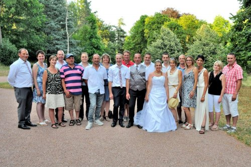 Photographe mariage - MORET DANIEL - photo 84