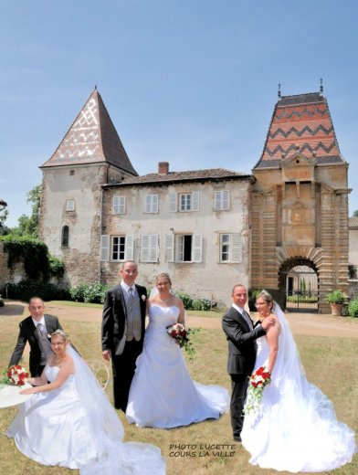 Photographe mariage - MORET DANIEL - photo 2