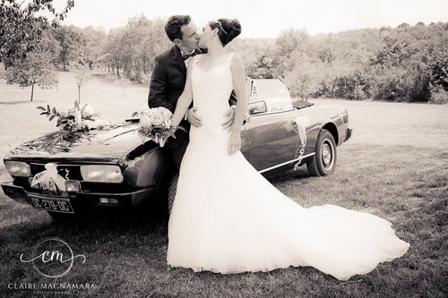 Photographe mariage - Claire Macnamara Photographe - photo 27