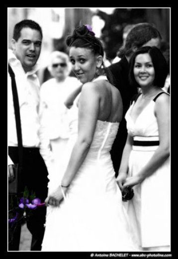 Photographe mariage - Antoine BACHELET Photographe - photo 35