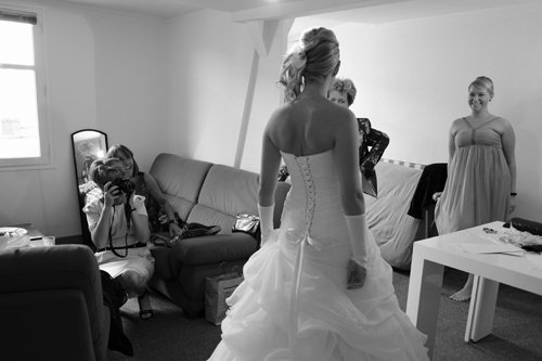 Photographe mariage - Michel Renac Photographe - photo 4