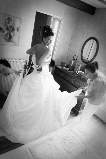 Photographe mariage - Jean-Luc GUESPIN Photographe - photo 8