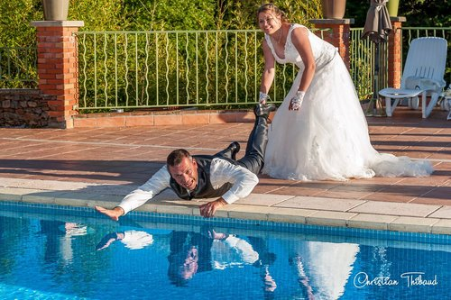 Photographe mariage - THIBAUD Christian, photographe - photo 88