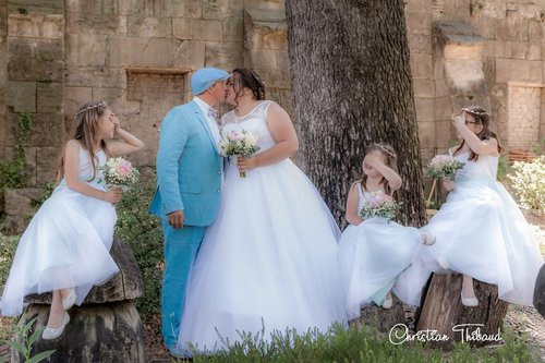 Photographe mariage - THIBAUD Christian, photographe - photo 75