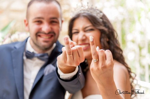Photographe mariage - THIBAUD Christian, photographe - photo 80