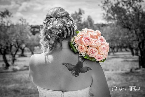 Photographe mariage - THIBAUD Christian, photographe - photo 78