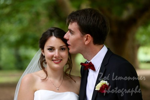 Photographe mariage - Zoe Lemonnier photographe - photo 4