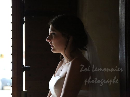 Photographe mariage - Zoe Lemonnier photographe - photo 2