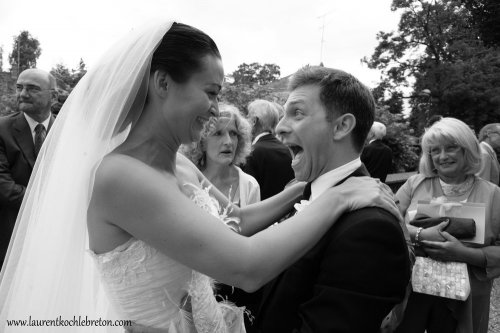Photographe mariage - Laurent Koch Le Breton - photo 16