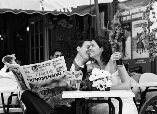 Photographe mariage - Laurent Koch Le Breton - photo 4