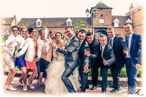 Photographe mariage - La Fabrique à Souvenirs - photo 12