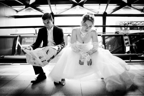 Photographe mariage - EVAGENCY - photo 1