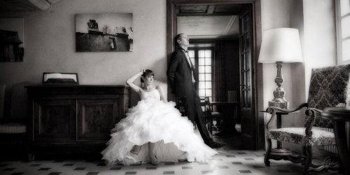 Photographe mariage - Studio d'Urfé Photo - photo 13
