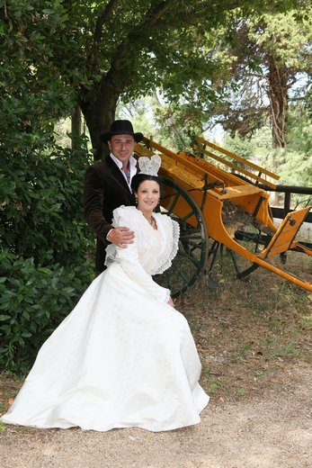 Photographe mariage - C.Jourdan photographe camargue - photo 18